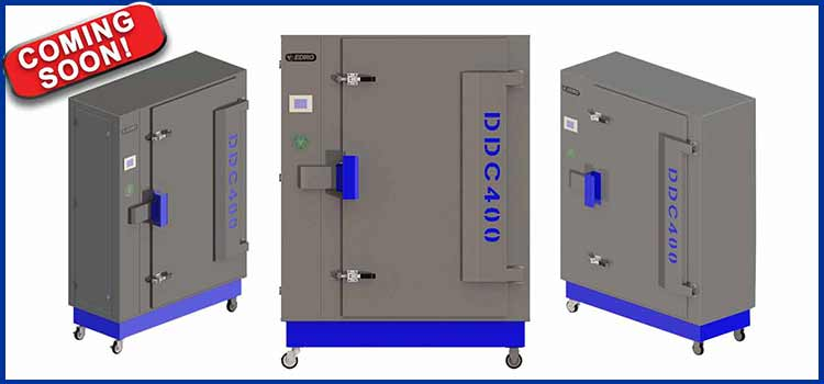 DynOzone Decontamination Cabinet